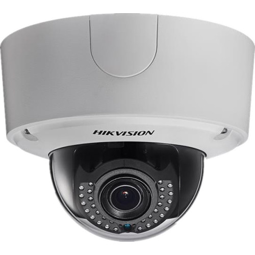 Hikvision DS-2CD45C5F-IZH 12MP 4K Smart Outdoor Dome Camera with 2.8-12mm Varifocal Lens & Built-In Heater