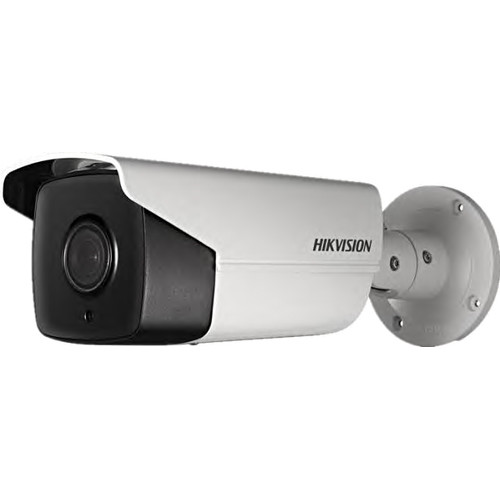 Hikvision Smart Series 2MP Outdoor Bullet Network Camera with Night Vision & Built-In Heater