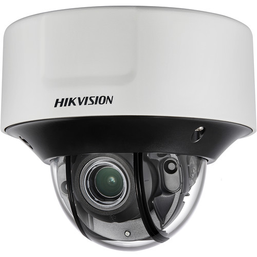 Hikvision 4MP Darkfighter Outdoor Dome Network Camera with 2.8-12mm Motorized Lens