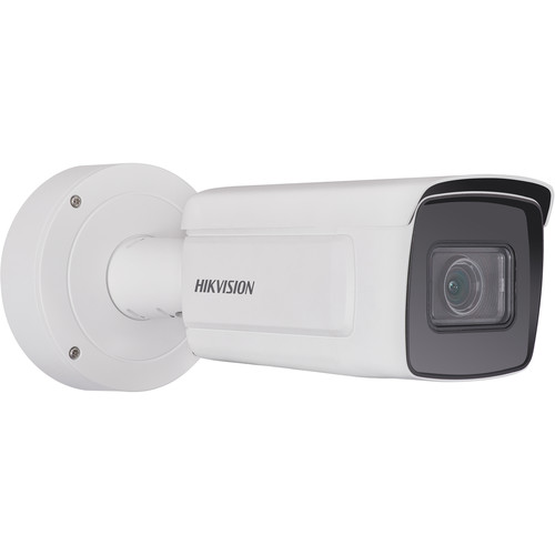Hikvision 6MP Darkfighter Outdoor Bullet Network Camera with 2.8-12mm Motorized Lens