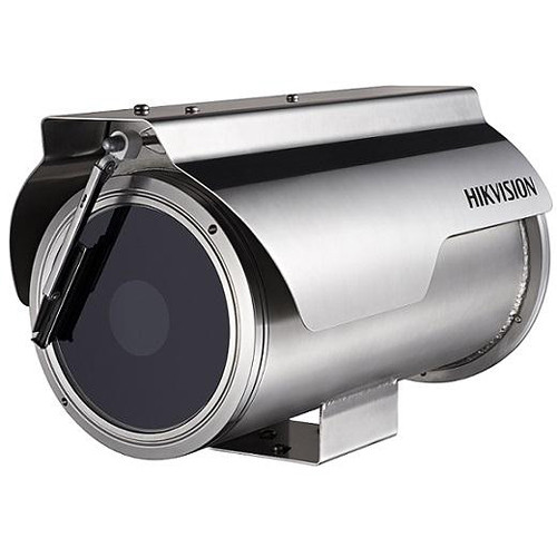 Hikvision DS-2CD6626BS-(R) 2MP Outdoor Anti-Corrosion Network Bullet Camera with Integrated Wiper
