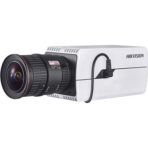Hikvision DeepinView DS-2CD7026G0 2MP Network Box Camera (No Lens)