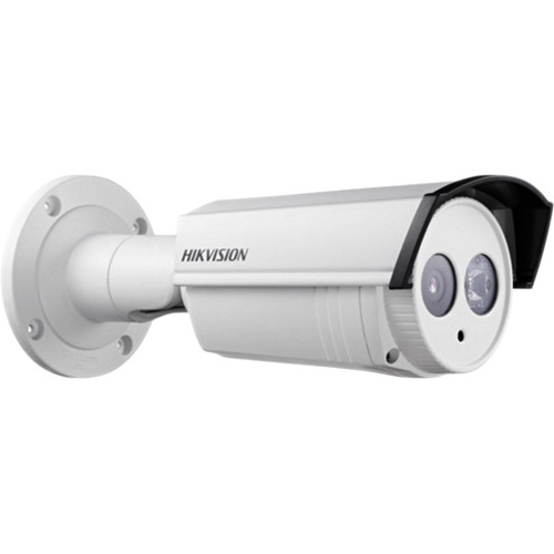 Hikvision Turbo HD 720p HDTVI Outdoor Bullet Camera with Night Vision & 3.6mm Fixed Lens