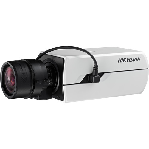 Hikvision TurboHD DS-2CE37U8T-A 8MP HD-TVI Box Camera with Night Vision (No Lens)