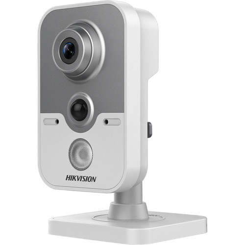 Hikvision 2MP Ultra Low Light PIR Indoor Cube Camera with 3.6mm Fixed Lens