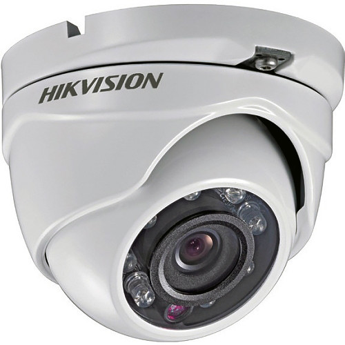 Hikvision DS-2CE55C2N-IRM 720 TVL Day/Night PICADIS Outdoor IR Dome Camera (NTSC)