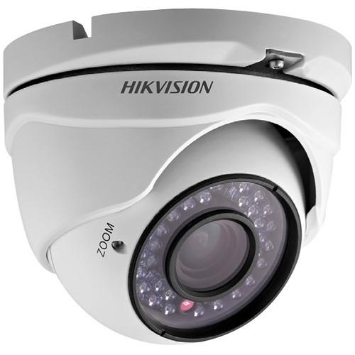 Hikvision 720 TVL PICADIS Varifocal IR Turret Camera