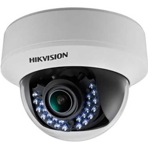 Hikvision 1080p Motorized Varifocal Dome Camera with Night Vision