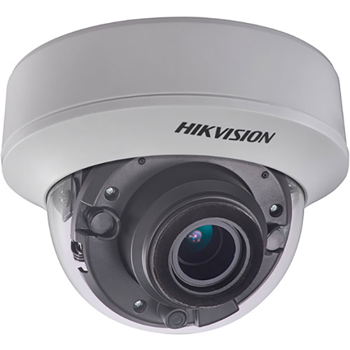 Hikvision 2MP Ultra Low Light EXIR Indoor Dome Camera with 2.8-12Mm Motorized Lens