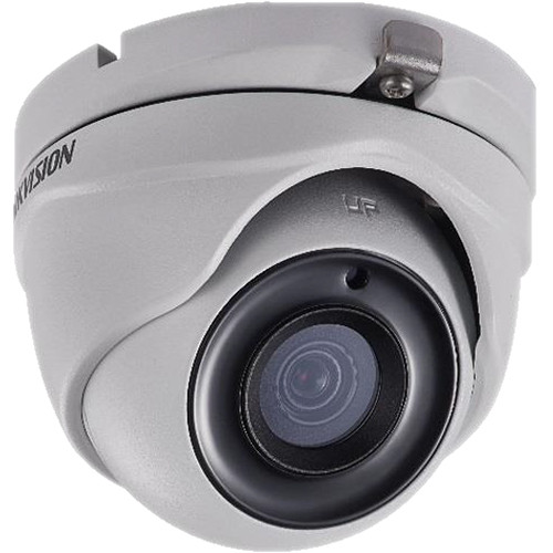Hikvision 3MP WDR EXIR Turret Camera with 2.8mm Fixed Lens