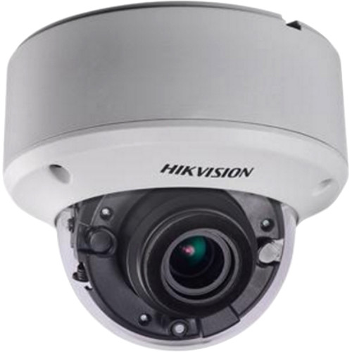 Hikvision TurboHD Series 3MP 1080p Outdoor Vandal-Resistant EXIR Dome Camera
