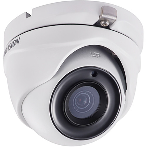 Hikvision TurboHD DS-2CE56H0T-ITMF 5MP Outdoor HD-TVI Turret Camera with Night Vision & 2.8mm Lens