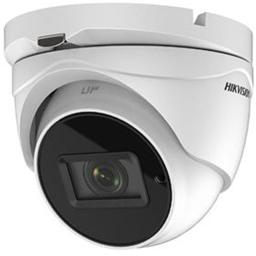 Hikvision DS-2CE56H1T-IT3Z 5MP Outdoor HD-TVI Turret Camera with 2.8-12mm Varifocal Lens & Night Vision