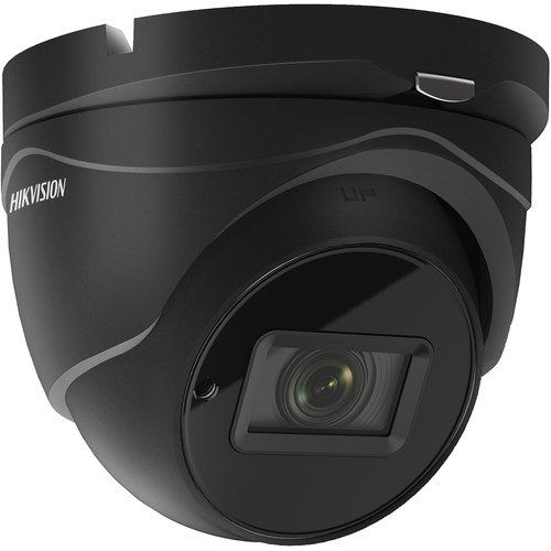 Hikvision DS-2CE56H5T-IT3ZE 5MP Outdoor HD-TVI Turret Camera with Night Vision & 2.8-12mm Lens (Black)