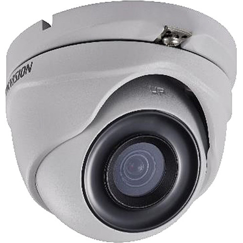 Hikvision OTDR IR TRT TRBHD4,HD-TVI/AHD/CVI/CVBS,2MP,6mm,30M EXIR2.D/N,T-WDR,3D DNR Smart IR,IP67,12VDC