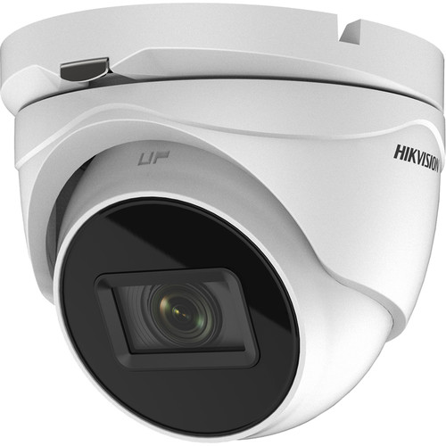 Hikvision TurboHD DS-2CE79D3T-IT3ZF 2MP Outdoor Analog HD Turret Camera with Night Vision & 2.7-13mm Lens