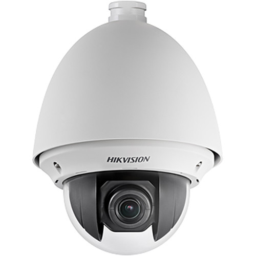 Hikvision 2MP Indoor/Outdoor PoE+ Network PTZ Dome Camera with 4.7- 94mm Lens