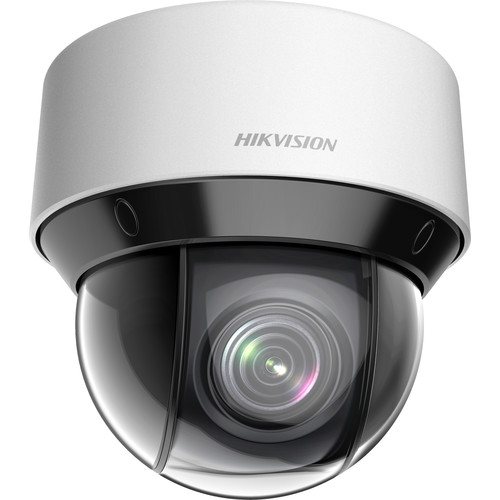 Hikvision DS-2DE4A425IW-DE 4MP Outdoor Network PTZ Dome Camera with Night Vision