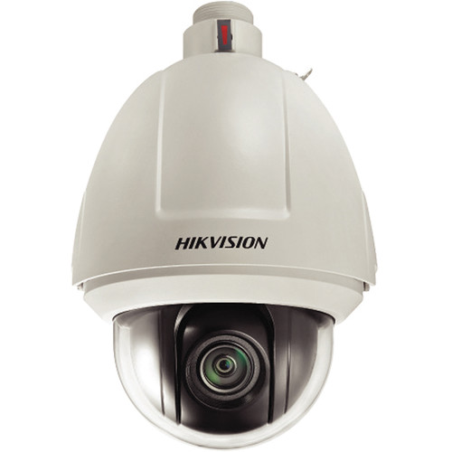 Hikvision DS-2DF5286-AEL 2MP Full HD Outdoor 24VAC/PoE+ PTZ Dome Network Camera