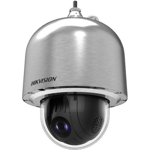 Hikvision 2MP Explosion-Resistant Outdoor Network Dome Camera with 5.9-135.7mm Lens