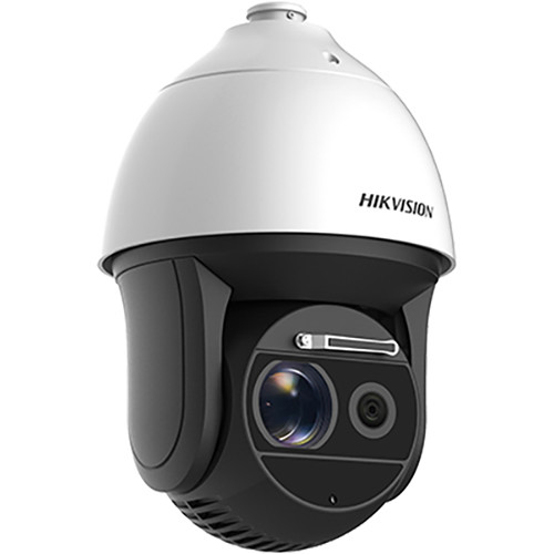 Hikvision DarkFighter 2MP Outdoor Network PTZ Dome Camera with Night Vision