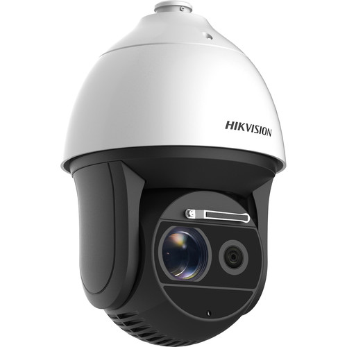 Hikvision 2MP Outdoor Network PTZ Dome Camera with 6.6-330mm Lens, Night vision & Wiper