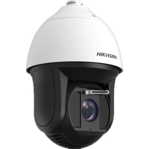 Hikvision Smart Pro Series 8MP Outdoor Network PTZ Dome Camera with Night Vision with Wiper