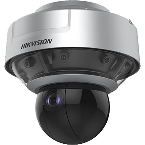 Hikvision PanoVu Series DS-2DP0818ZIX-D Outdoor Panoramic + PTZ Night-Vision Network Dome Camera