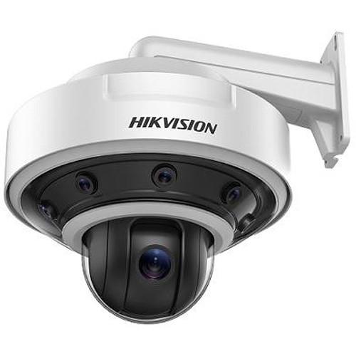 Hikvision PanoVu Series 360 Outdoor Panoramic+PTZ Camera