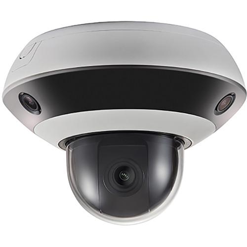 Hikvision PanoVu Mini Series DS-2PT3326IZ-DE3 8MP Panoramic + PTZ Network Dome Camera with Night Vision