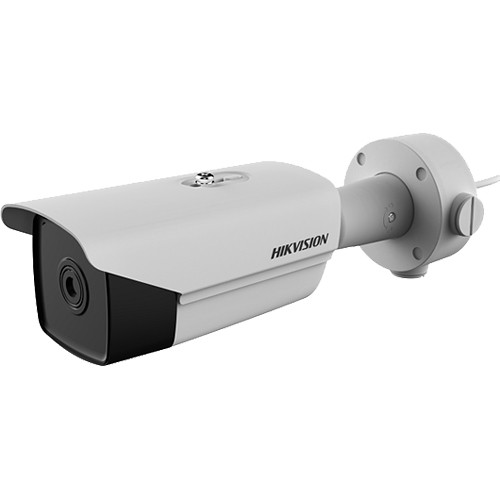 Hikvision DeepinView DS-2TD2117-3/V1 Outdoor Thermal Network Bullet Camera with 3.1mm Lens