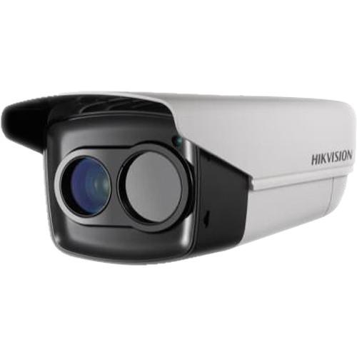 Hikvision Thermal Optical Bi-Spectrum Network Bullet Camera with 25mm Lens