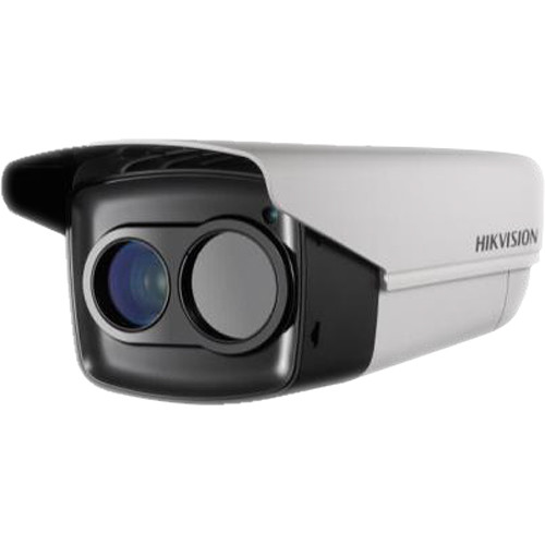 Hikvision Thermal Optical Bi-Spectrum Network Bullet Camera with 25mm Lens