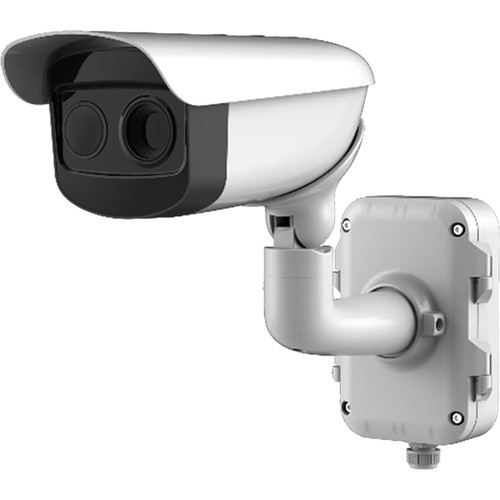 Hikvision DS-2TD2866-25 Bispectrum Thermal & Optical Network Bullet Camera with 25mm Thermal Lens