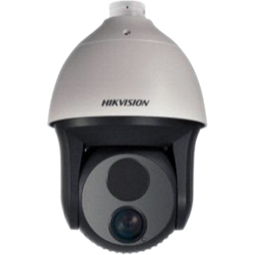 Hikvision DS-2TD4035D Outdoor Thermal & Optical Pan/Tilt Network Dome Camera with 50mm Lens & Night Vision