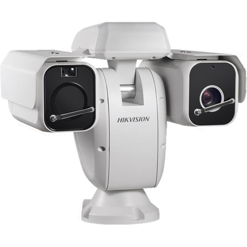 Hikvision Smart Pro Series Thermal Bi-Spectrum Network Camera with 75mm Fixed Lens and Night Vision
