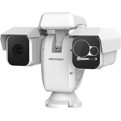 Hikvision DS-2TD6266-100C2L Bispectrum Thermal & Optical PTZ Network Box Camera with 100mm Thermal Lens