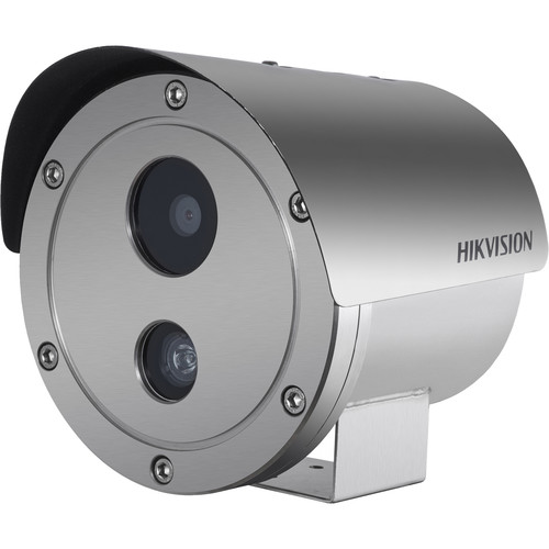 Hikvision DS-2XE6222F-IS 2MP Explosion-Resistant Outdoor Network Bullet Camera with 6mm Lens