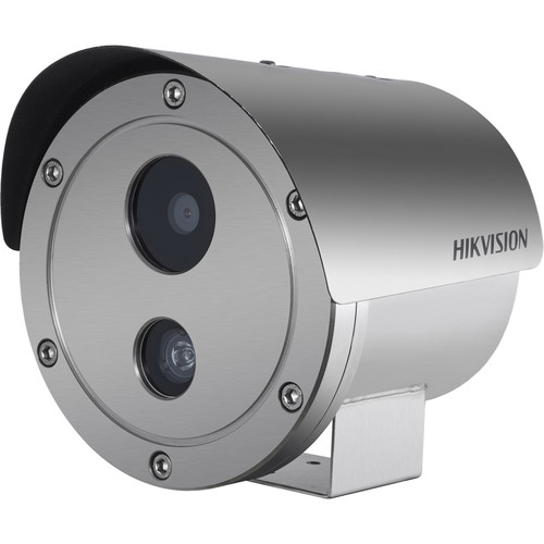 Hikvision DS-2XE6222F-IS 2MP Explosion-Resistant Outdoor Network Bullet Camera with 8mm Lens