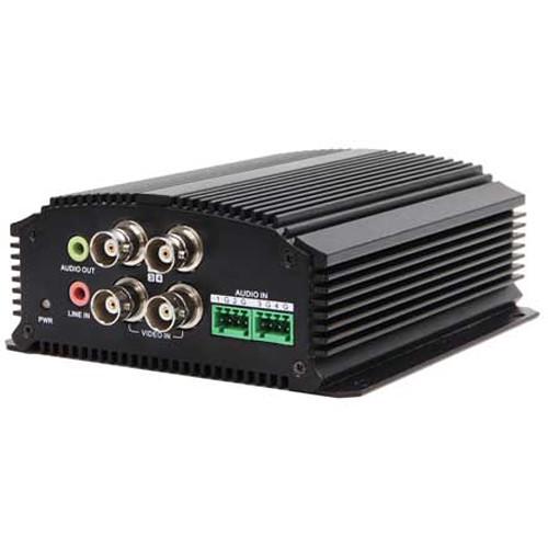 Hikvision DS-6704HWI 4-Channel Video Encoder