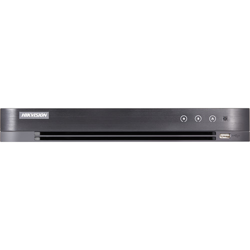 Hikvision TurboHD 8-Channel HD-TVI PoC DVR with 12TB HDD