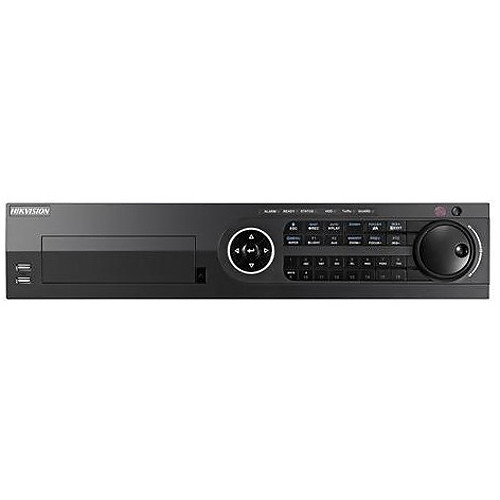 Hikvision TurboHD 8-Channel 3MP DVR with 36TB HDD