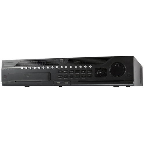 Hikvision TurboHD Series 8-Channel 5MP HD-TVI Hybrid DVR with 12TB HDD