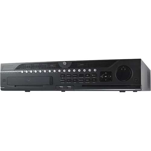 Hikvision DS-9016HUI-K8 TurboHD 16-Channel 5MP HD-TVI DVR with 8TB HDD