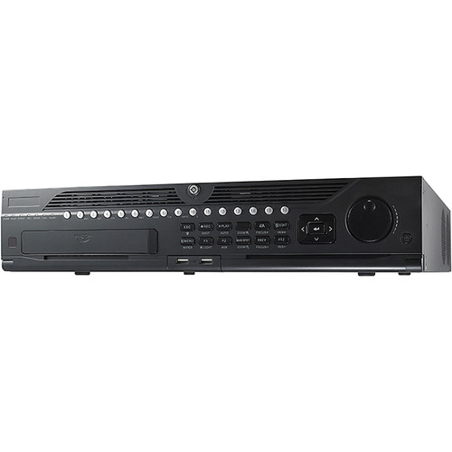 Hikvision DS-9032HUI-K8 TurboHD 32-Channel 8MP Analog HD DVR with 16TB HDD