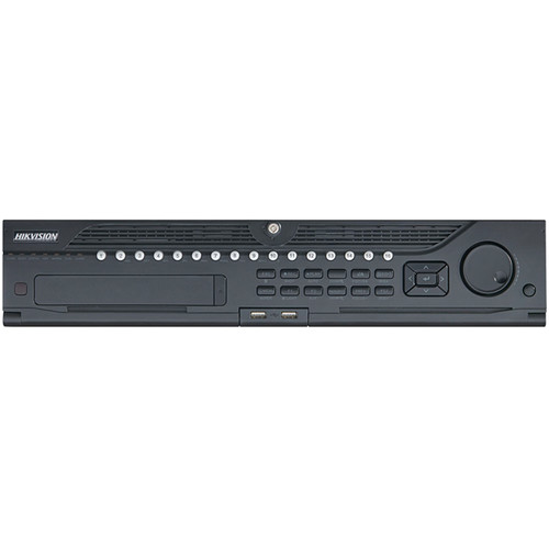 Hikvision DS-9032HUI-K8 TurboHD 32-Channel 8MP Analog HD DVR with 64TB HDD