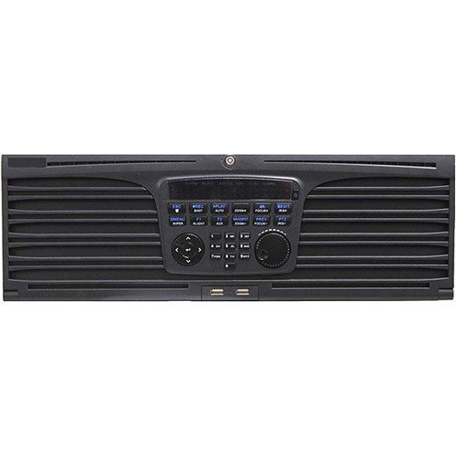 Hikvision I16 Series 32-Channel 3 RU 12MP NVR (No HDD)