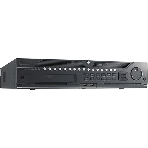Hikvision DS-9664NI-H8 64-Channel 4K NVR with 16TB HDD