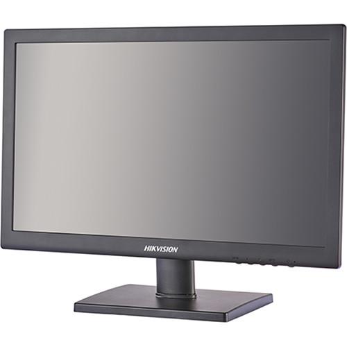 "Hikvision DS-D5019QE-B 19"" LED Monitor with VESA Base Bracket"