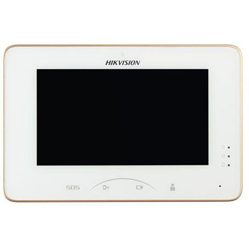 """Hikvision DS-KH8300-T 7"""" Indoor Color Touchscreen Video Intercom Station"""